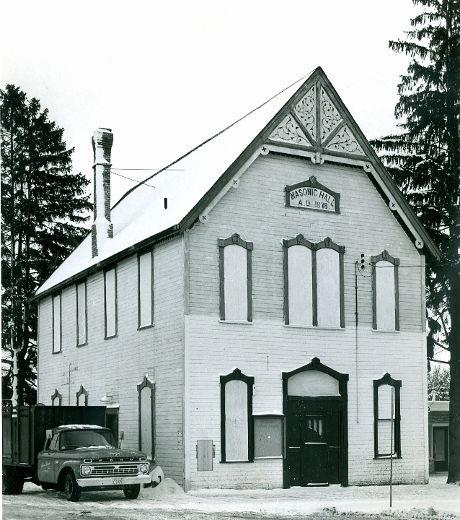 St. Paul's Old Building