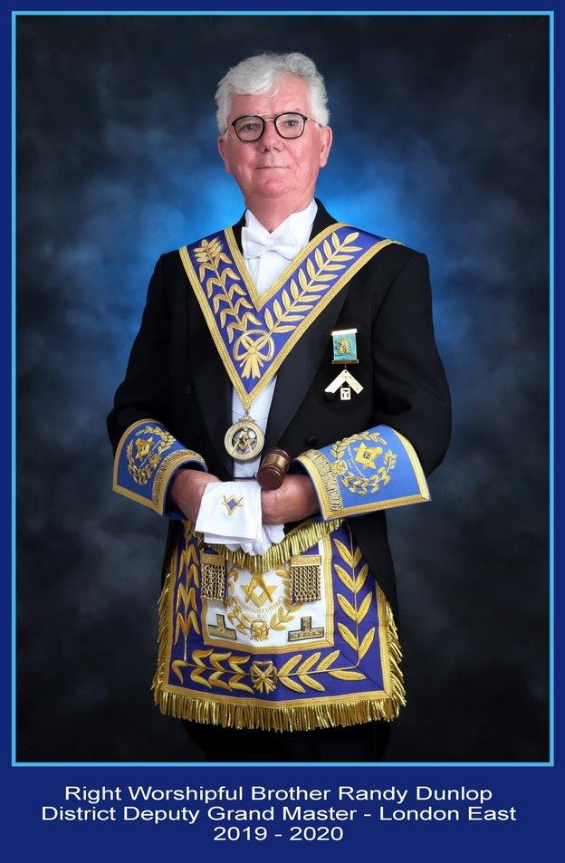 R.W.Bro. Randy Dunlop